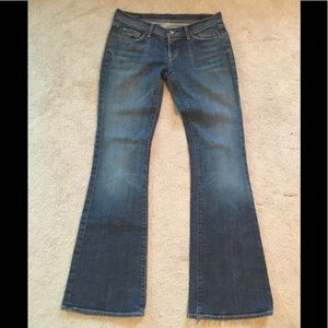 Citizens of humanity Ingrid stretch jeans, Size 29